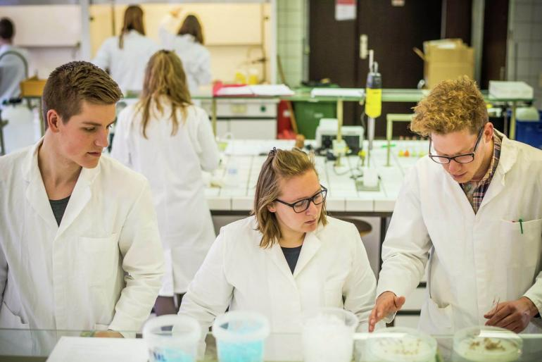 Chemie research